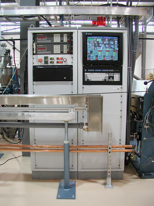 Autoline Controls 171 Royle Extruders And Extrusion Systems